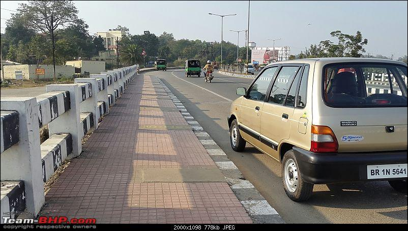 The love of my life - A 2000 Maruti 800 DX 5-Speed. EDIT: Gets export model features on Pg 27-20171221_1510071.jpg
