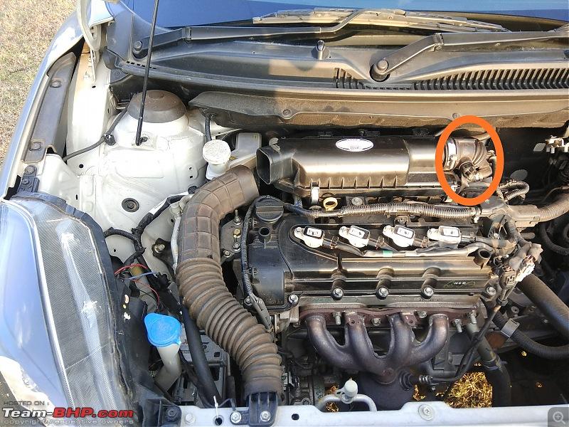 My Maruti-Suzuki Baleno Zeta Petrol - Now Wolf'd. 5 years / 35000 km done-img_20171222_175508.jpg