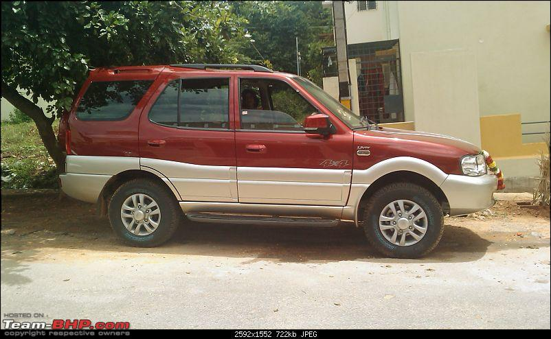 Tata Safari GX 4x4 Mineral Red - 98,000 km and counting-imag0056.jpg