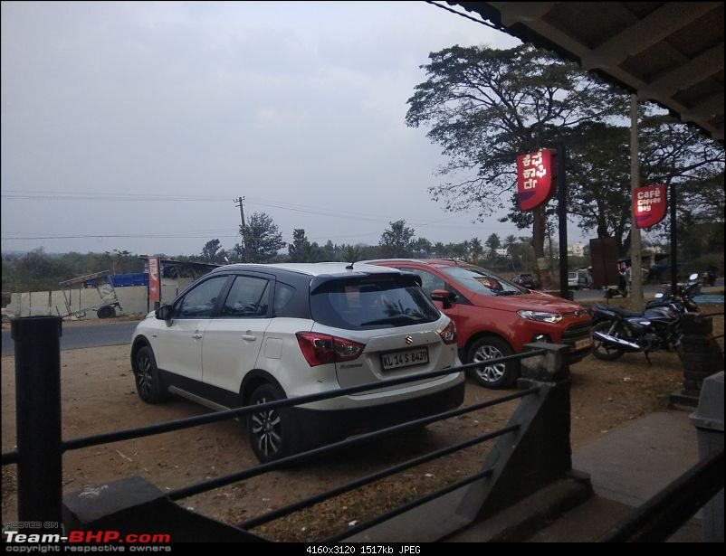 My Maruti S-Cross 1.6L Alpha : Stage 3 Wolf (~200 HP / 420 NM). EDIT : 70,000 km up!-img_20180116_182105.jpg