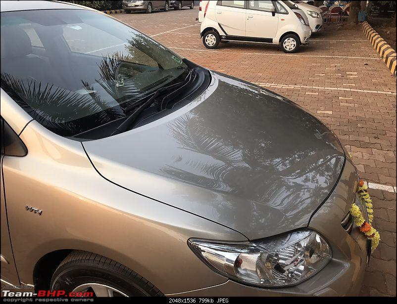 2009 Toyota Corolla Altis 1.8 GL - 74,000 kms 9th year ownership report-bonnethood.jpg