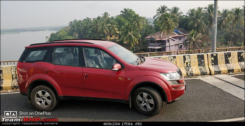 "The ""Duma"" comes home - Our Tuscan Red Mahindra XUV 5OO W8-img_20180127_094923.jpg"