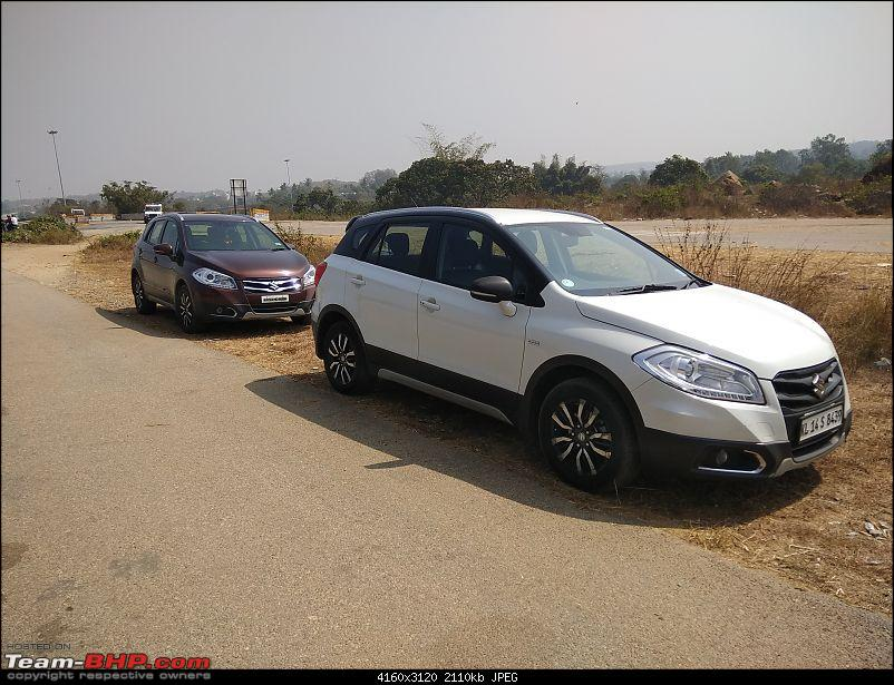 My Maruti S-Cross 1.6L Alpha : Stage 3 Wolf (~200 HP / 420 NM). EDIT : 70,000 km up!-img_20180130_111813.jpg