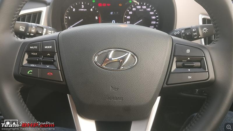 Hyundai Creta 1.6L CRDi SX(O) - An Ownership Log - Update: 1,00,000 km up!-steering-wheel-controls.jpg