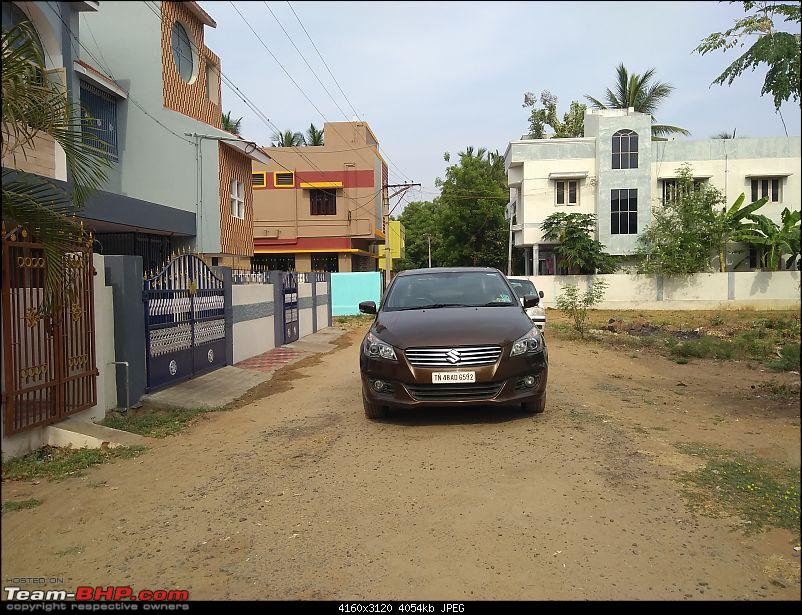A Ciaz'ed Ownership Review - My Maruti Ciaz ZDi-img_20180427_084137893.jpg
