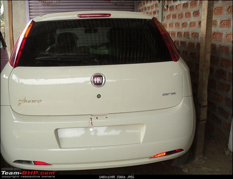 Living with a Fiat Punto for 4 5 years & 1 lakh km - Team-BHP