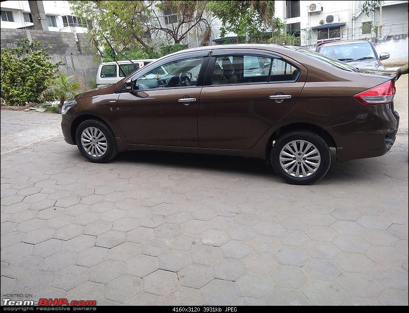 """""""My 2015 Maruti Ciaz ZDI - 1,33,000 km completed : Now Sold-img_20180620_171504889.jpg"""
