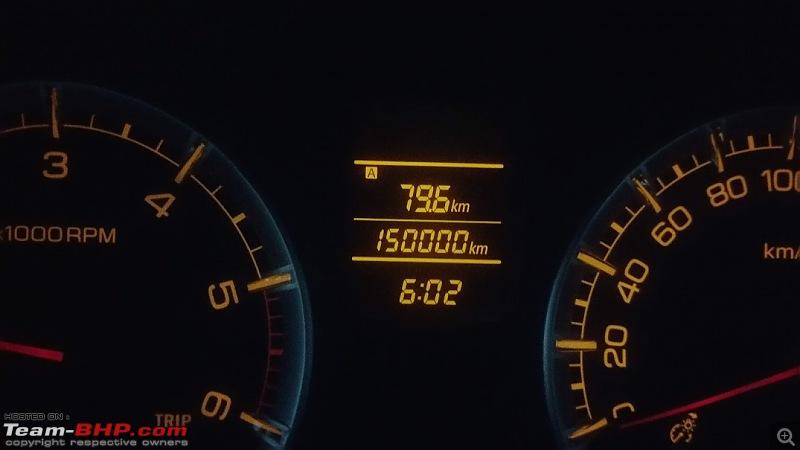 Tallboy welcomes longer companion: Maruti Ertiga VDi - 150,000 km up!-20180601_175203.jpg
