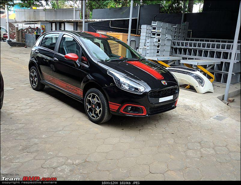 A thin line between genius and insanity - Fiat Grande Punto 90HP - 2,00,000 km up!-img_20180623_162446.jpg