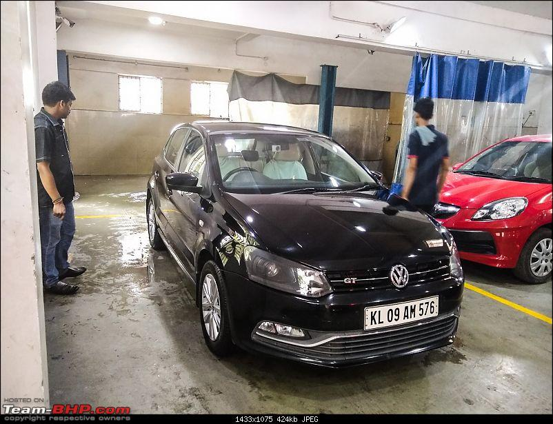 VW Polo GT TDI ownership log. Update: 135,000 km up, 9th scheduled service completed!-img_20180722_115027953.jpg
