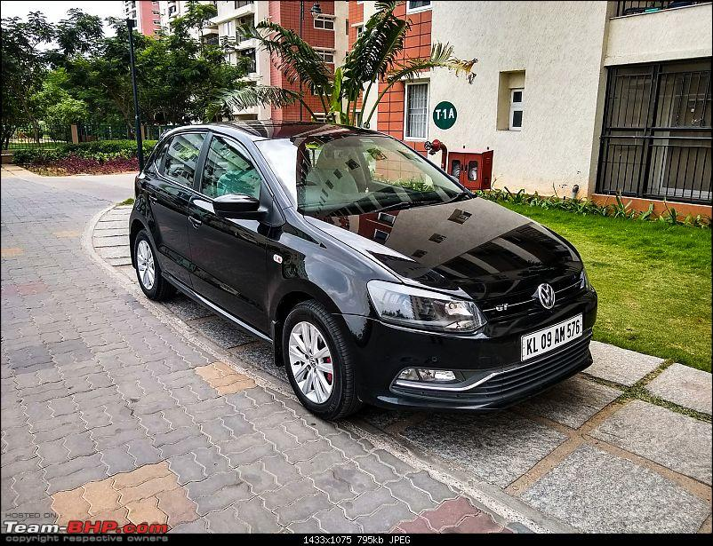 VW Polo GT TDI ownership log. Update: 135,000 km up, 9th scheduled service completed!-img_20180722_121855167_hdr.jpg