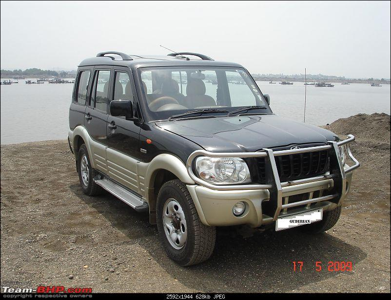 Guderian...A Scorpio CRDe. EDIT : Updated to 100,000 kms. Full costing on pg 6-dsc04846.jpg