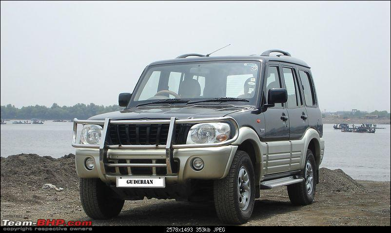 Guderian...A Scorpio CRDe. EDIT : Updated to 100,000 kms. Full costing on pg 6-dsc04893.jpg