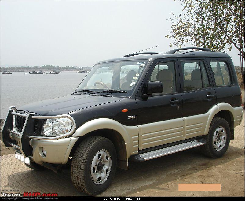 Guderian...A Scorpio CRDe. EDIT : Updated to 100,000 kms. Full costing on pg 6-dsc04914.jpg