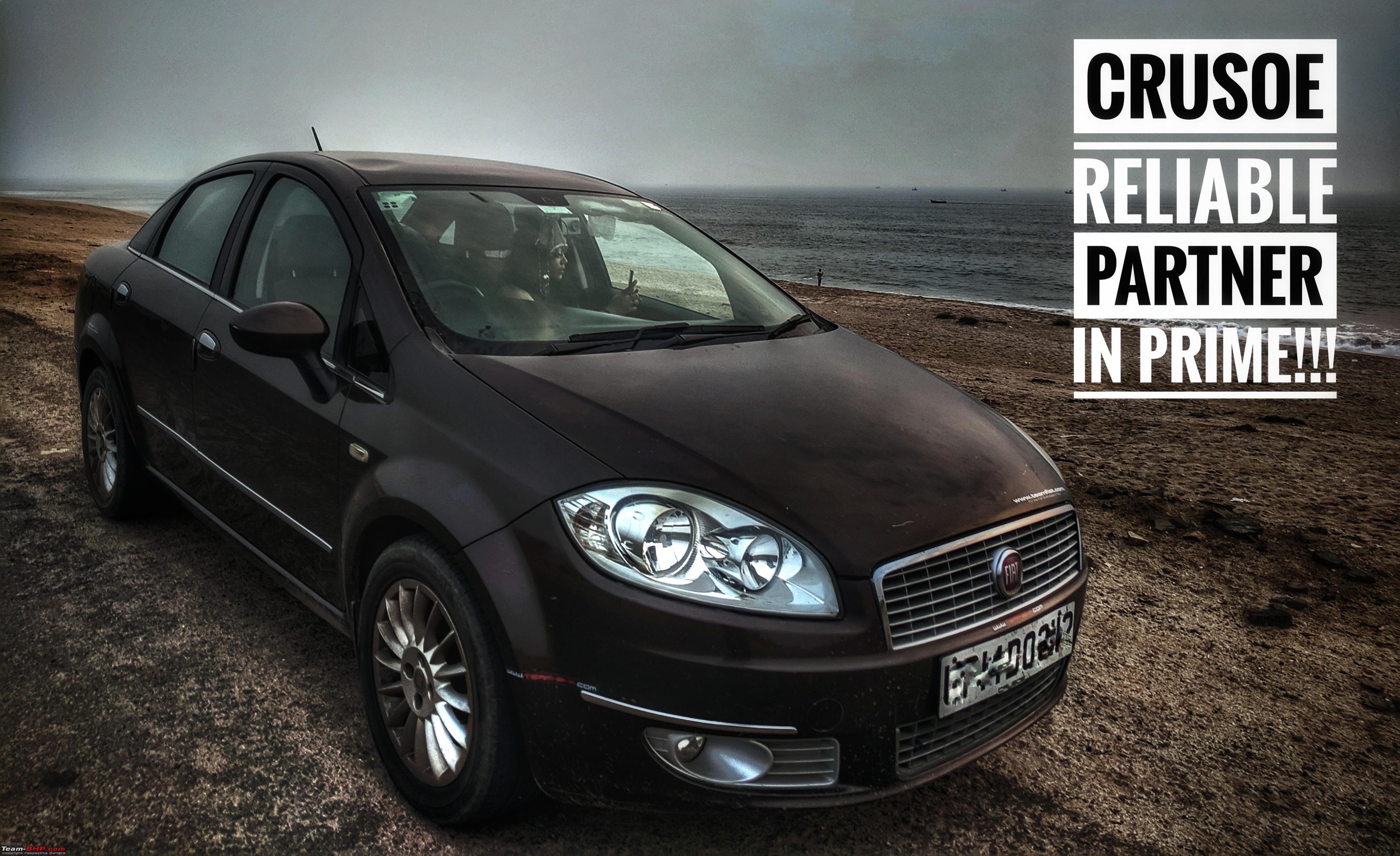 All Hail Crusoe  Fiat Linea T-jet    Six Years And 54 000 Km Up  - Page 19