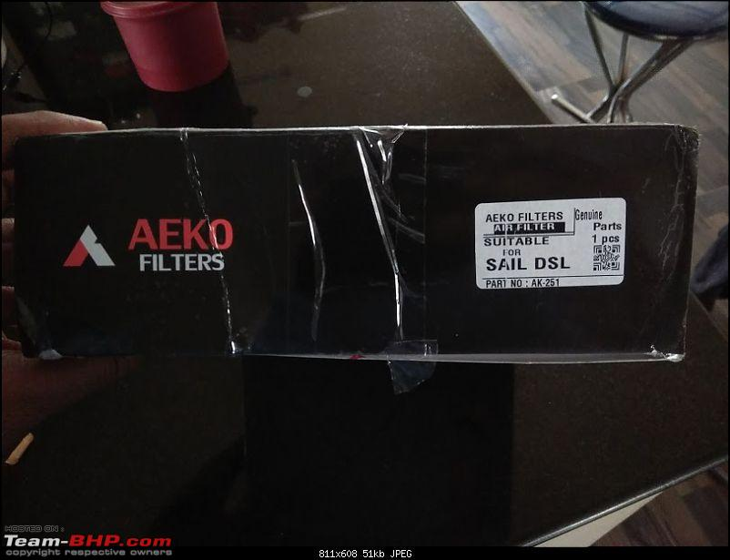 Living with a (abandoned by maker) Chevrolet Sail in India - 1.42 Lac Kms Done!-aeko-filter1.jpg