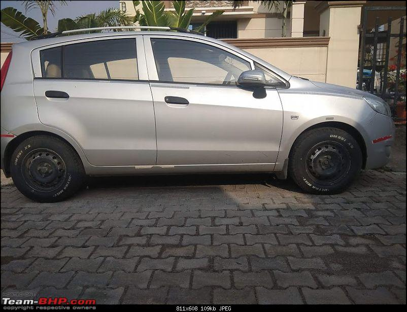 Living with a (abandoned by maker) Chevrolet Sail in India - 1.42 Lac Kms Done!-tyres.jpg