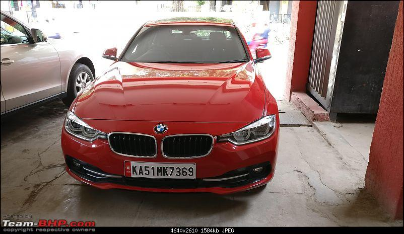 Red-Hot BMW: Story of my pre-owned BMW 320d Sport Line (F30 LCI). EDIT: 3 Years and 40,000km-img_20180709_124103.jpg