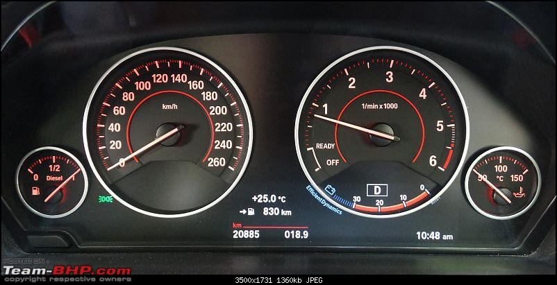 Red-Hot BMW: Story of my pre-owned BMW 320d Sport Line (F30 LCI). EDIT: 3 Years and 40,000km-dsc04600.jpg