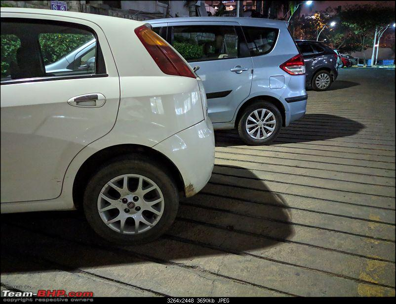 A thin line between genius and insanity - Fiat Grande Punto 90HP - 2,00,000 km up!-img_20181026_225739.jpg