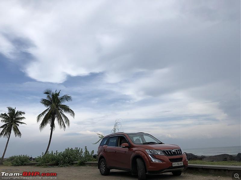 Ownership tales of Orange Cheetah, my 2015 Mahindra XUV5OO W10 FWD - 140,000 km and going strong!-img_2309.jpg