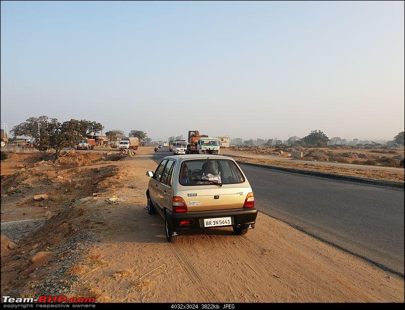 The love of my life - A 2000 Maruti 800 DX 5-Speed. EDIT: Gets export model features on Pg 27-20.jpg