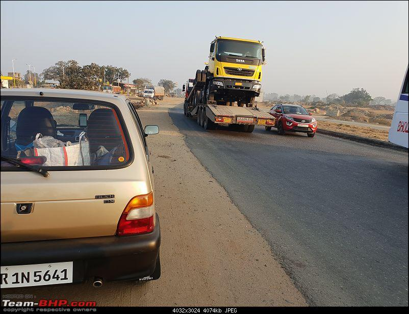 The love of my life - A 2000 Maruti 800 DX 5-Speed. EDIT: Gets export model features on Pg 27-21.jpg