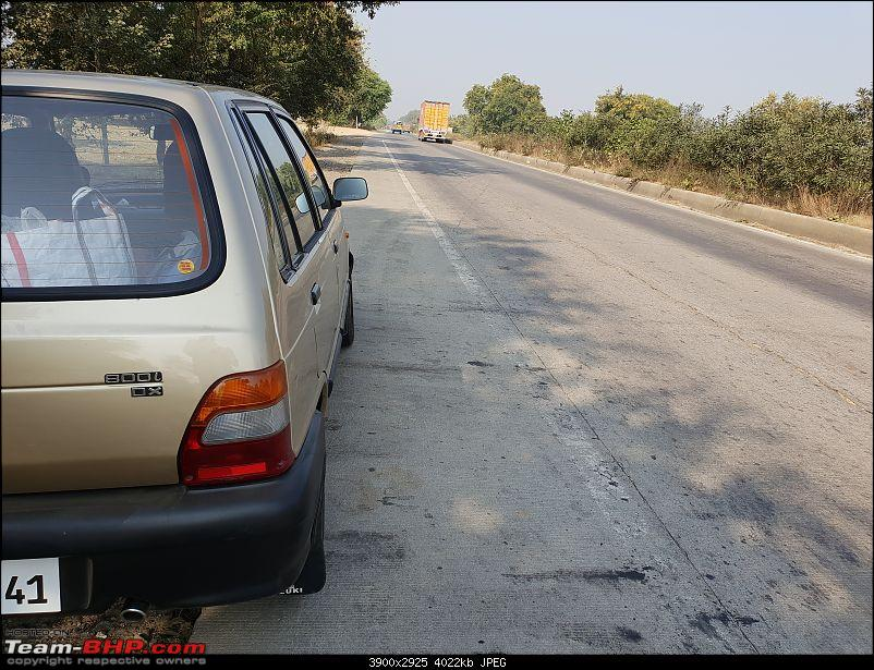 The love of my life - A 2000 Maruti 800 DX 5-Speed. EDIT: Gets export model features on Pg 27-23.jpg