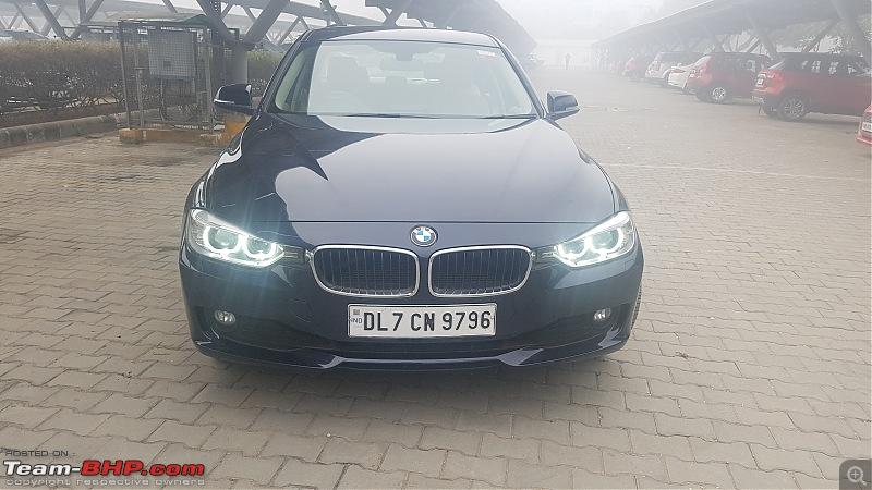 BMW 320d: Joy comes home, My ultimate 3-20181225_085801.jpg
