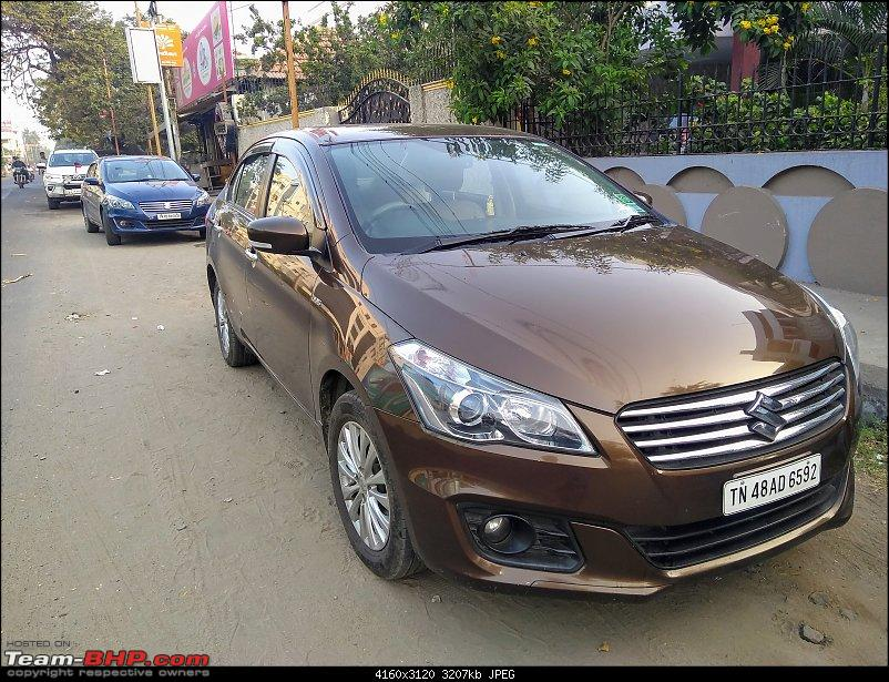 Terrific reliability and total comfort - My Maruti Ciaz ZDI. EDIT: 1,05,000 km done-img_20190119_0725300323.jpg