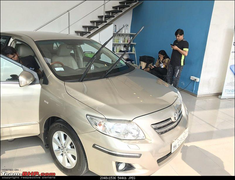 2009 Toyota Corolla Altis 1.8 GL - 74,000 kms 9th year ownership report-aqt-getting-ready.jpeg