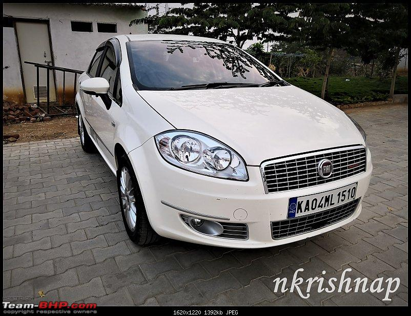 Petrol Hatch to Diesel Sedan - Fiat Linea - Now Wolfed-img_20190207_181428.jpg