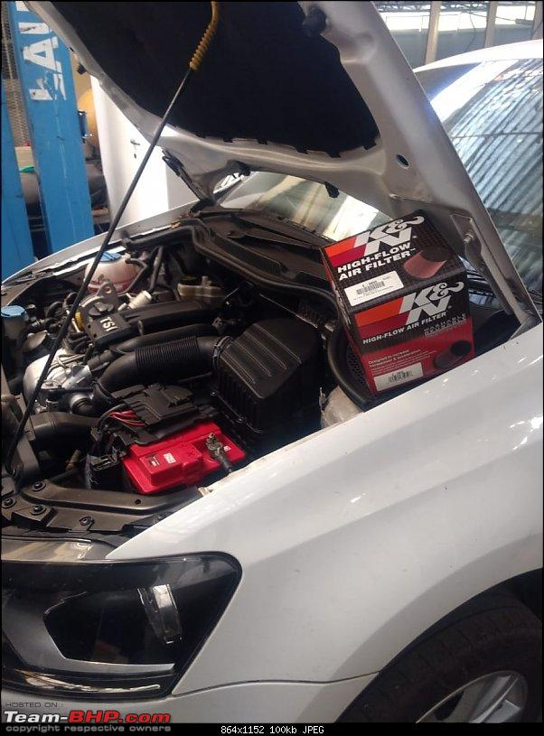 GT'ing around in my VW Polo TSI UPDATE: Let there be LIGHT! Halogen to BiXenon conversion!-airbox-1.jpg