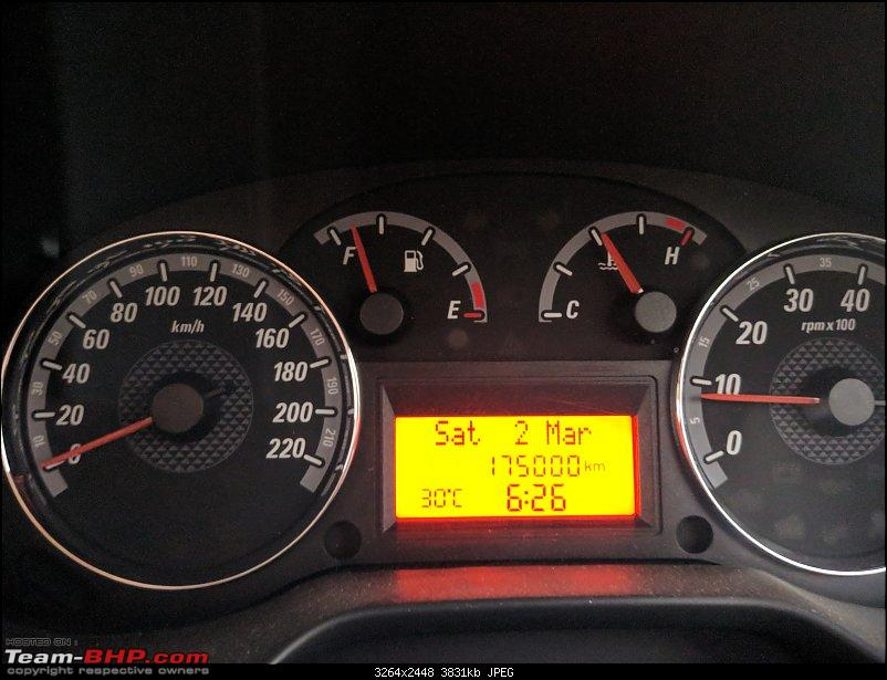 A thin line between genius and insanity - Fiat Grande Punto 90HP - 2,00,000 km up!-img_20190302_182735.jpg