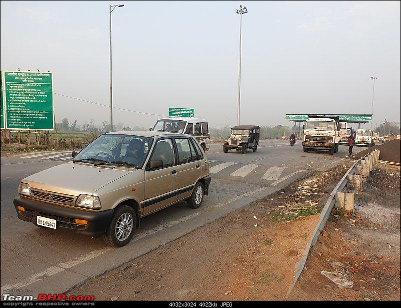 The love of my life - A 2000 Maruti 800 DX 5-Speed. EDIT: Gets export model features on Pg 27-20190306_070150.jpg