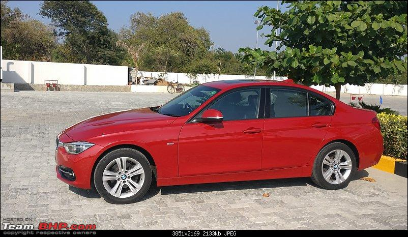 Red-Hot BMW: Story of my pre-owned BMW 320d Sport Line (F30 LCI). EDIT: 3 Years and 40,000km-img_20190105_150811-2.jpg