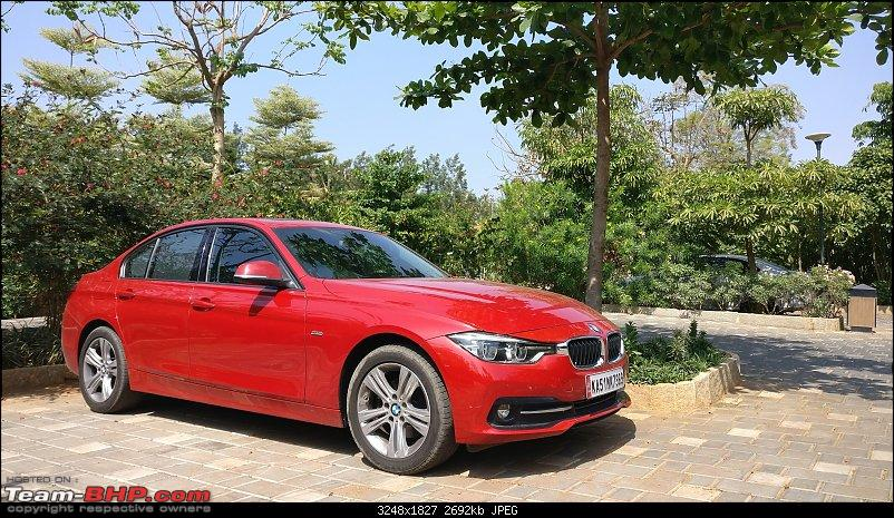 Red-Hot BMW: Story of my pre-owned BMW 320d Sport Line (F30 LCI). EDIT: 3 Years and 40,000km-img_20190309_144351.jpg