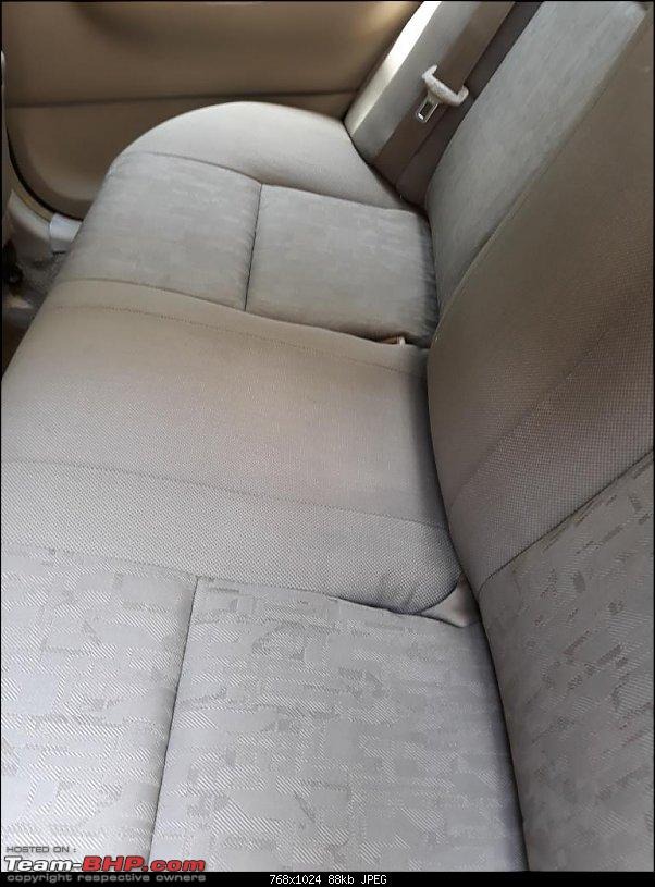 Why did I buy a 12 Year old Toyota Corolla - My experience-back-seat-after-second-cleaning.jpg