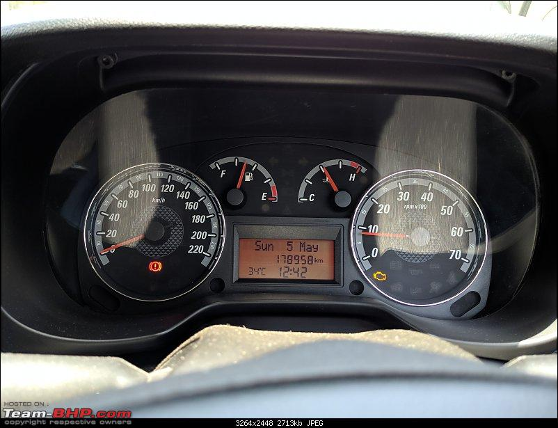 A thin line between genius and insanity - Fiat Grande Punto 90HP - 2,00,000 km up!-img_20190505_124258.jpg