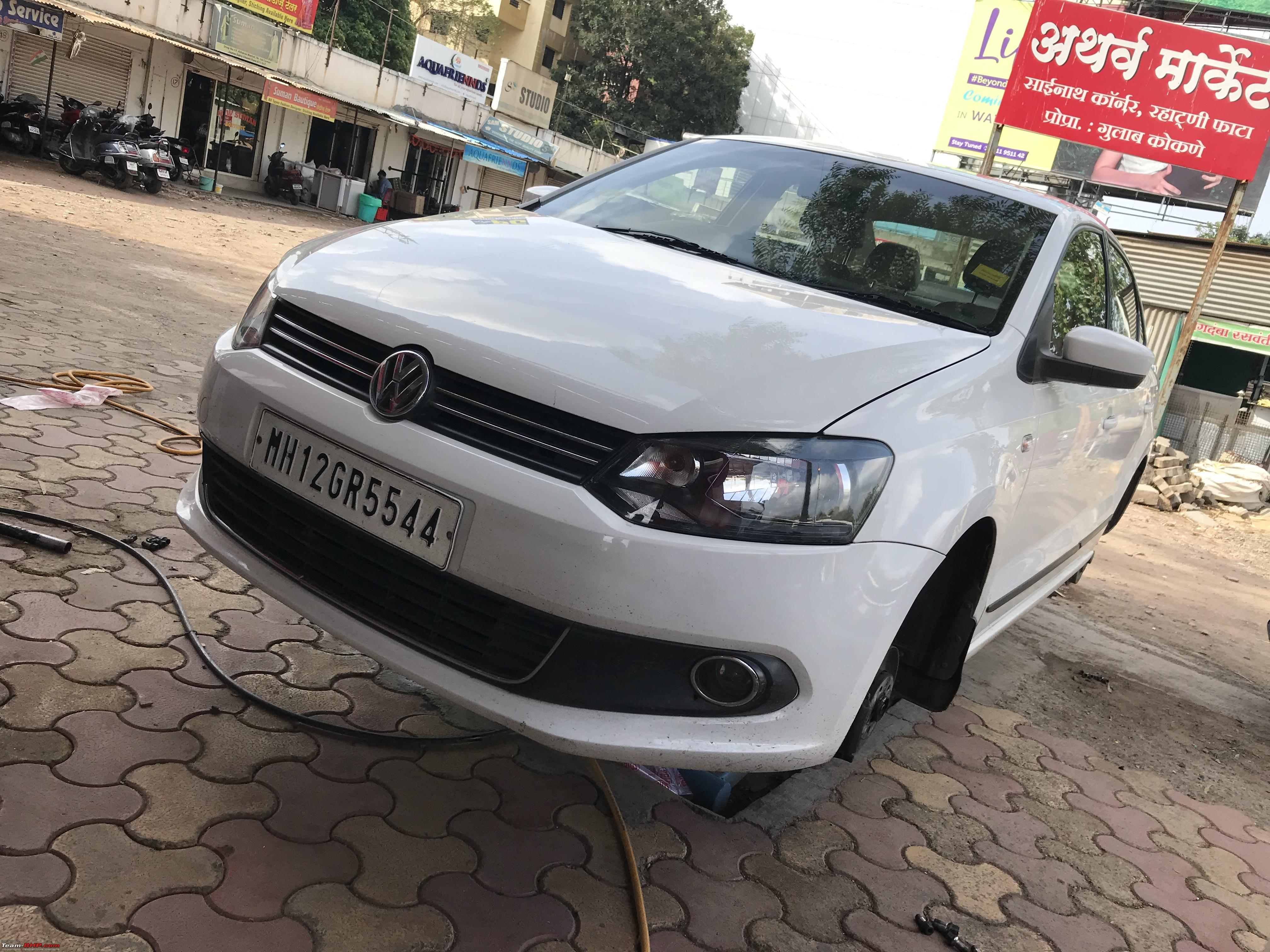 My Fräulein arrives - VW Vento AT  EDIT: 115,000 km up and a new