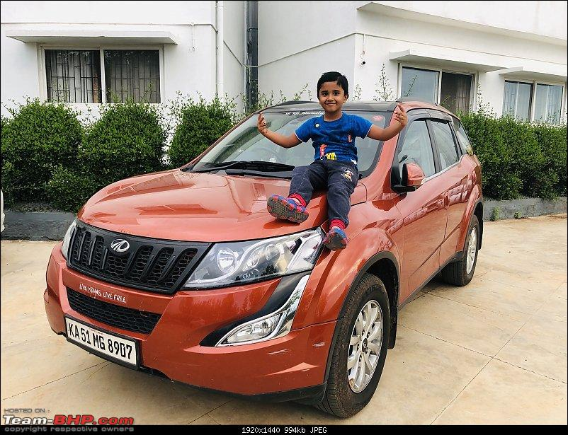 Ownership tales of Orange Cheetah, my 2015 Mahindra XUV5OO W10 FWD - 140,000 km and going strong!-img_5305.jpg