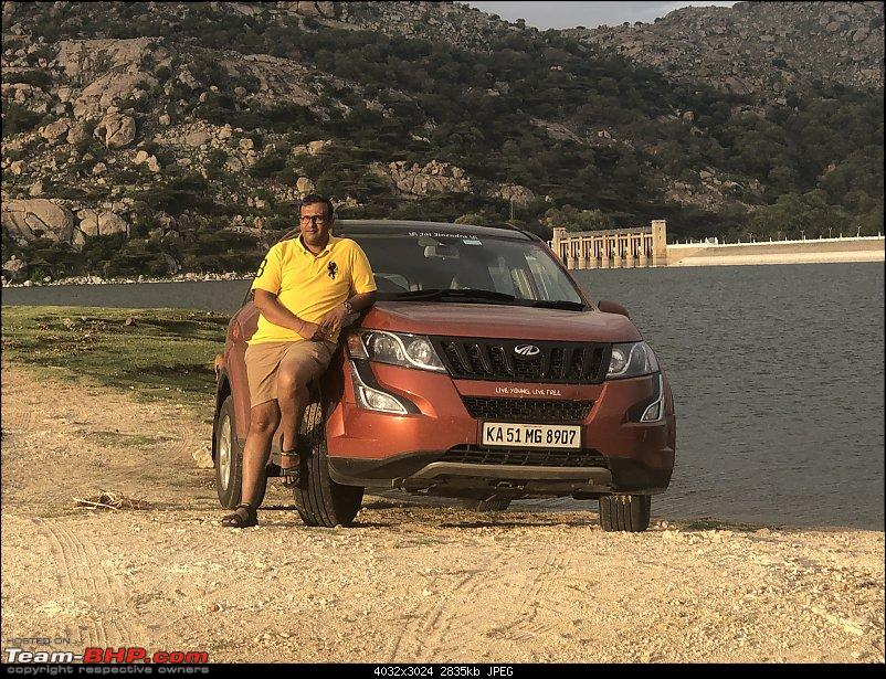 Ownership tales of Orange Cheetah, my 2015 Mahindra XUV5OO W10 FWD - 140,000 km and going strong!-img_5434.jpg