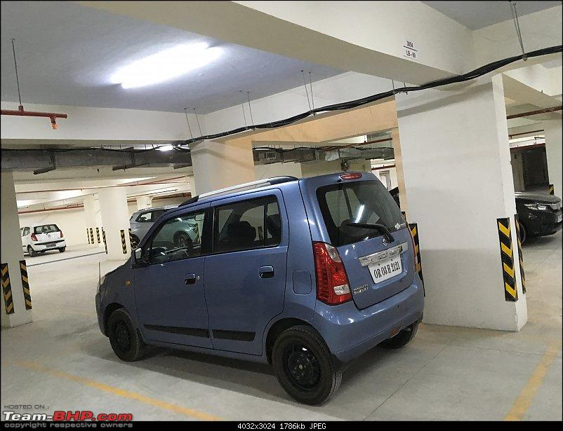 "An ""adopted"" blue eyed boy: Pre-owned Maruti WagonR. EDIT: 8 years & 81,000 km up-img_2544.jpg"