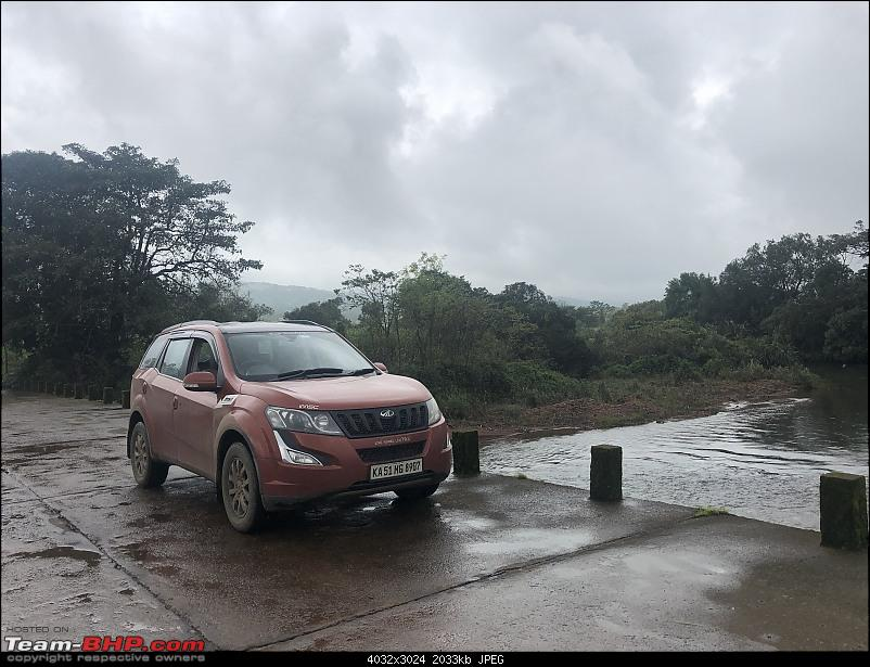 Ownership tales of Orange Cheetah, my 2015 Mahindra XUV5OO W10 FWD - 140,000 km and going strong!-img_6248.jpg