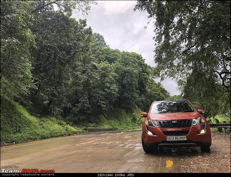 Ownership tales of Orange Cheetah, my 2015 Mahindra XUV5OO W10 FWD - 140,000 km and going strong!-img_6367.jpg
