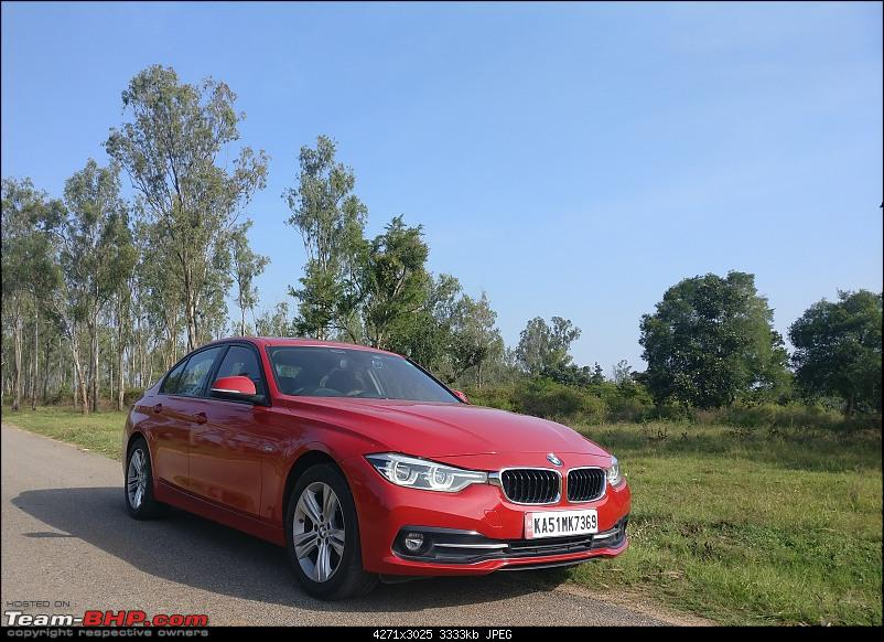 Red-Hot BMW: Story of my pre-owned BMW 320d Sport Line (F30 LCI). EDIT: 3 Years and 40,000km-img_20190914_082203-2.jpg