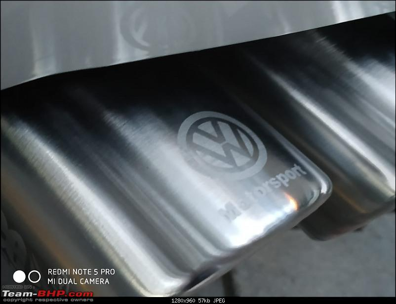 GT'ing around in my VW Polo TSI. UPDATE: Make the GT great again! Cobra springs, SS catback exhaust-exhaust-9.jpg