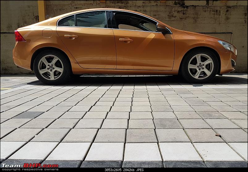 Volvo S60 D5 Ownership Review : 10 years, 82000 km update!-ground-clearance-side.jpg