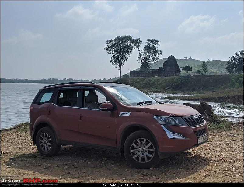 Ownership tales of Orange Cheetah, my 2015 Mahindra XUV5OO W10 FWD - 140,000 km and going strong!-bh1.jpg