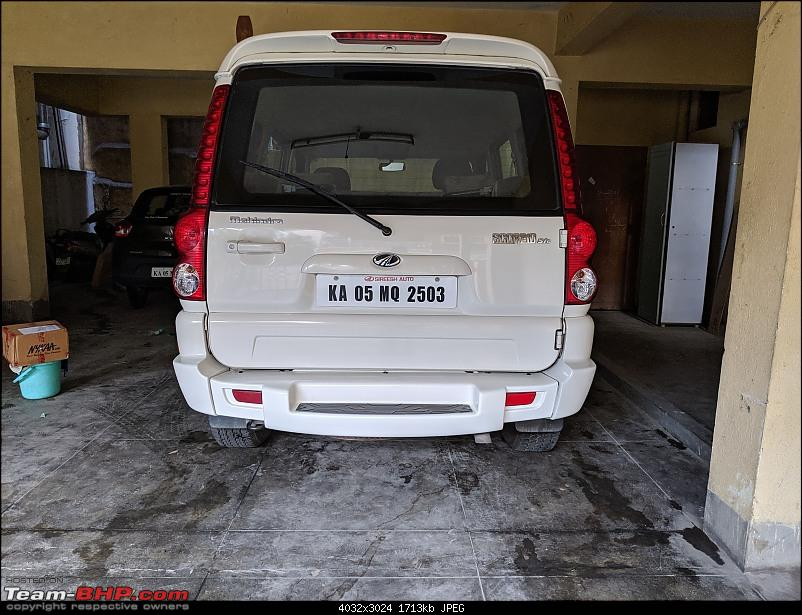 Back to basics! 5 years with a Mahindra Scorpio-pb-basement-rear.jpg